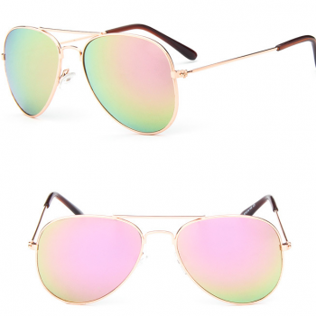 Toddler / Girls Modern Color Lens Sunglasses