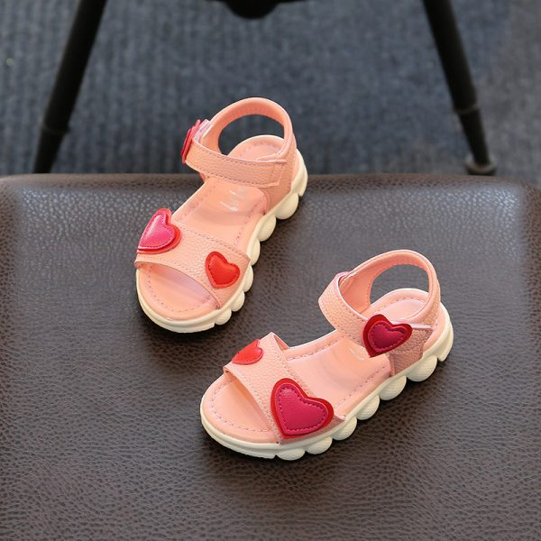 Summer girl shoes