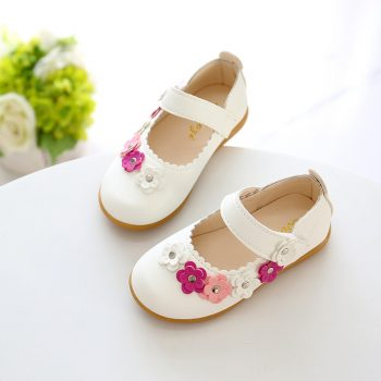Baby / Toddler Girl Flower Princess Shoes Soft Bottom