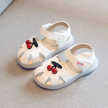 Baby / Toddler Girl Cute Cherry Sandals