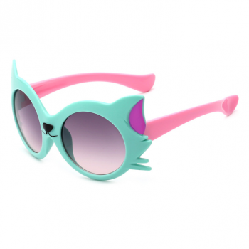 Cat Eye Sunglasses for Kids Girl